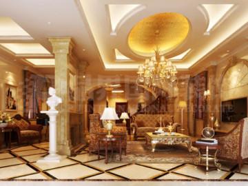 品界国际装饰—欧式风情