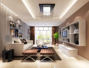 中景江山赋 高度国际 时尚 二居 白领 80后 港式 白富美 婚房 书房图片来自北京高度国际装饰设计在中景江山赋96平现代公寓的分享