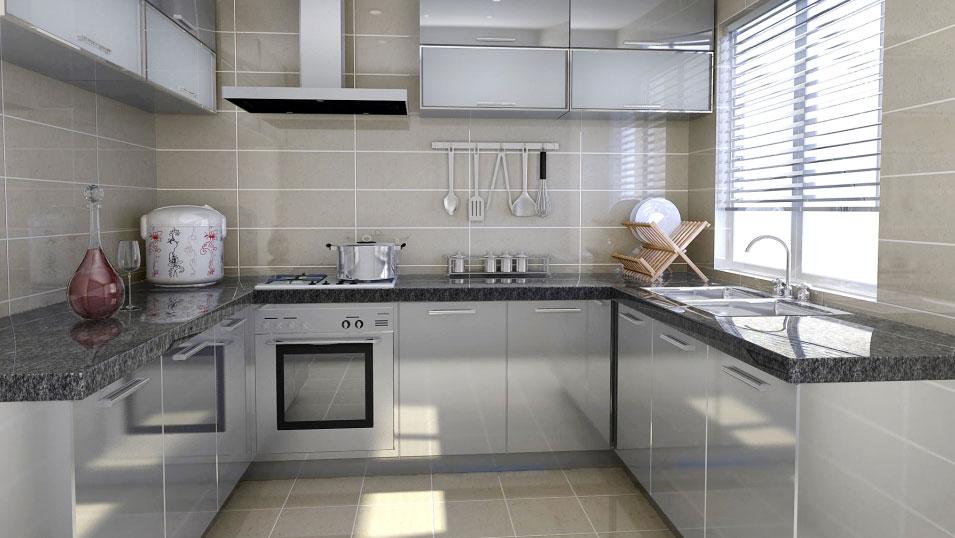 现代 二居 三居 别墅 白领 收纳 旧房改造 80后 小资 厨房图片来自周楠在万寿路部队小院的分享