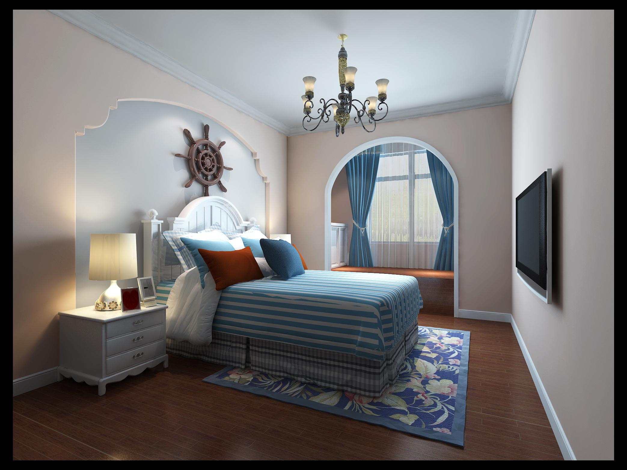 旧房改造 收纳 二居 卧室图片来自今朝装饰老房专线在中式情节 老房简单时尚的分享