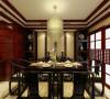 三居室138平米新中式风格