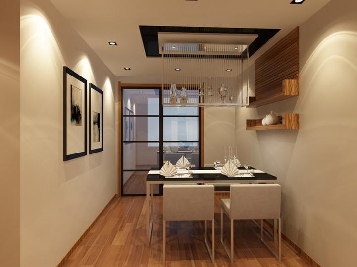 简约 二居 白领 收纳 80后 小资 餐厅图片来自shichuangyizu在春风雅筑舒适优美的居住空间的分享