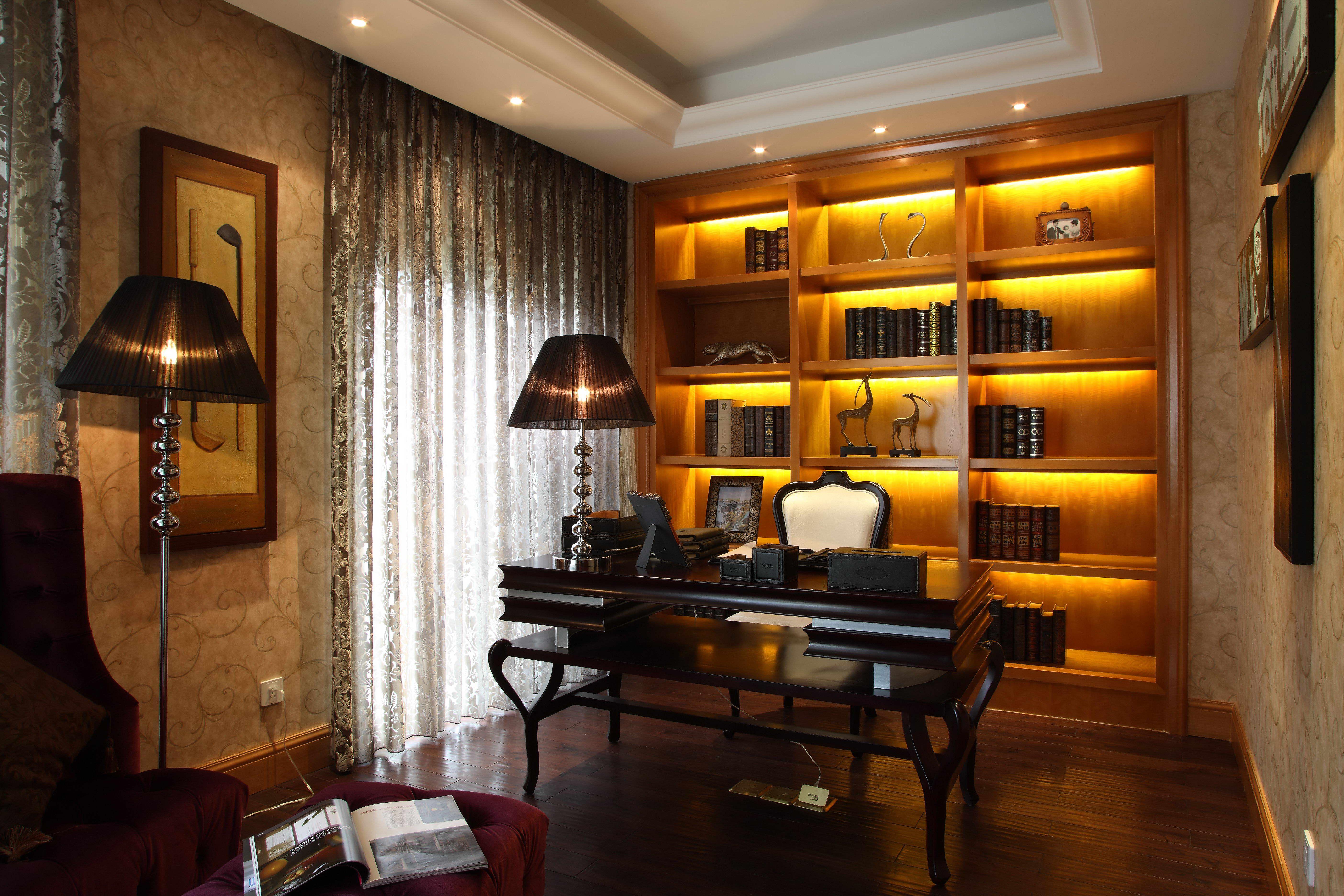 欧式 别墅 其他图片来自北京今朝装饰刘在京基鹭府别墅的分享