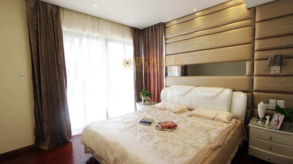 卧室图片来自深圳市浩天装饰在幸福海岸周小姐的分享