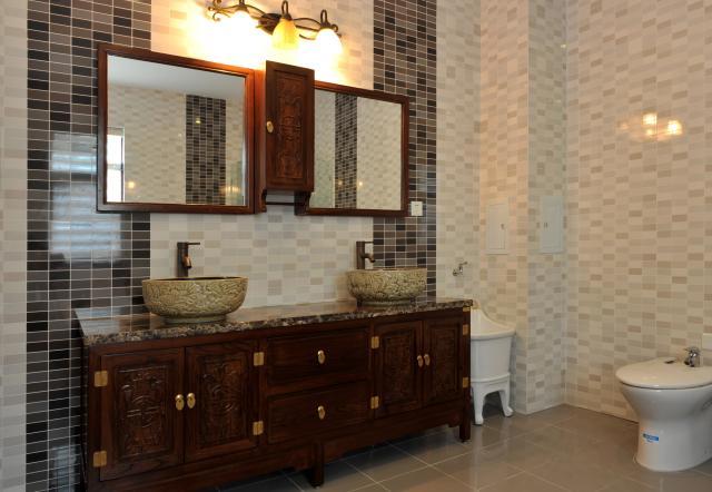 别墅装修 别墅设计 卫生间图片来自天津别墅装修在京津新城的分享