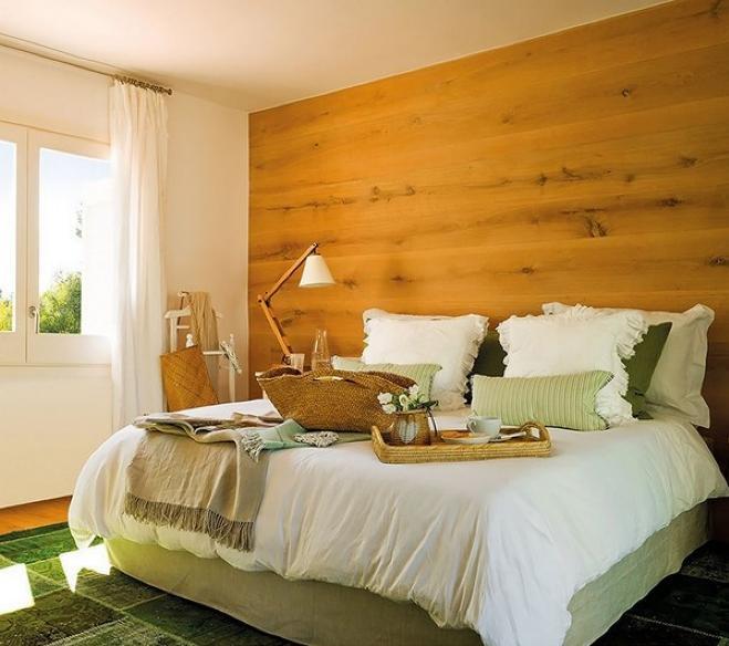田园 小资 卧室图片来自成都盛世家园装饰在100平米温馨田园公寓装修案例的分享