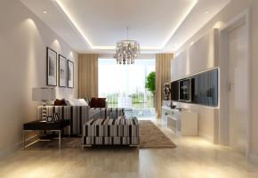简约 现代 高度国际 时尚 白领 80后 三居 白富美 临河里小区 客厅图片来自北京高度国际装饰设计在临河里小区现代简约公寓的分享
