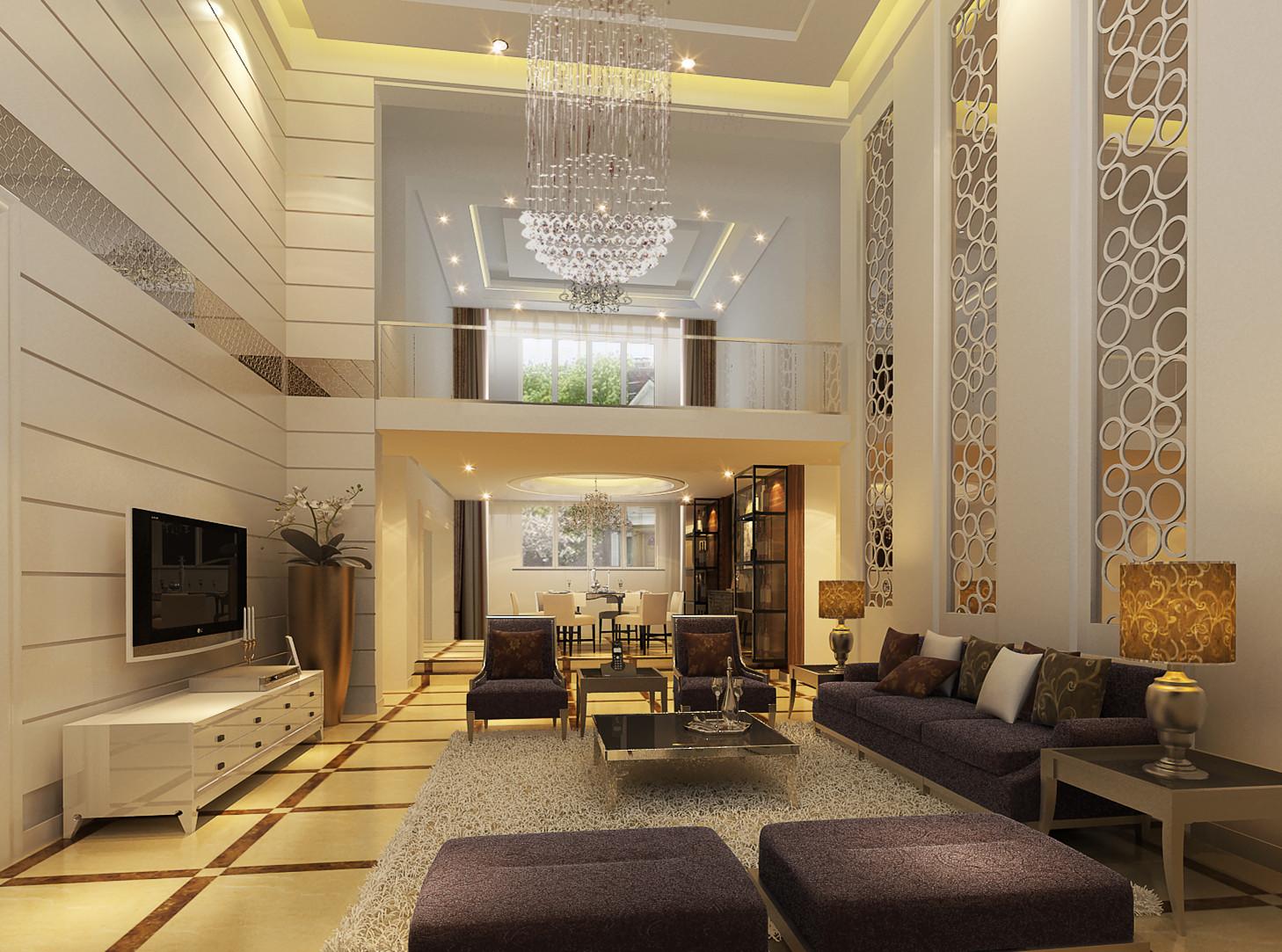 简约 别墅 白领 收纳 80后 小资 客厅图片来自shichuangyizu在联排别墅九台山庄时尚简约大气调的分享