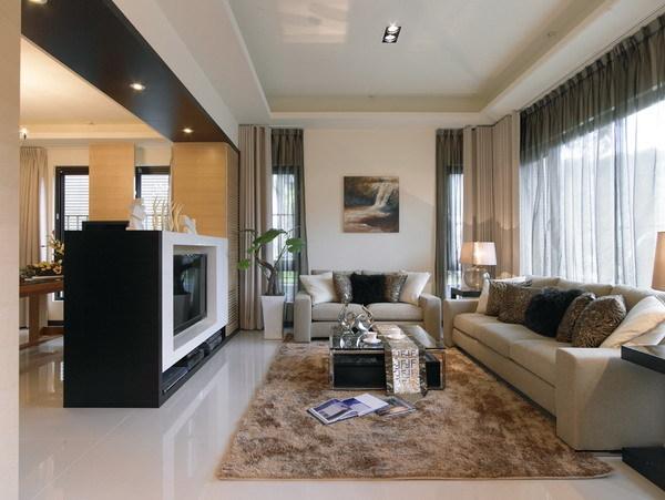 二居 简约 收纳 旧房改造 客厅图片来自今朝装饰老房专线在62平,现代简约,西北旺小区的分享
