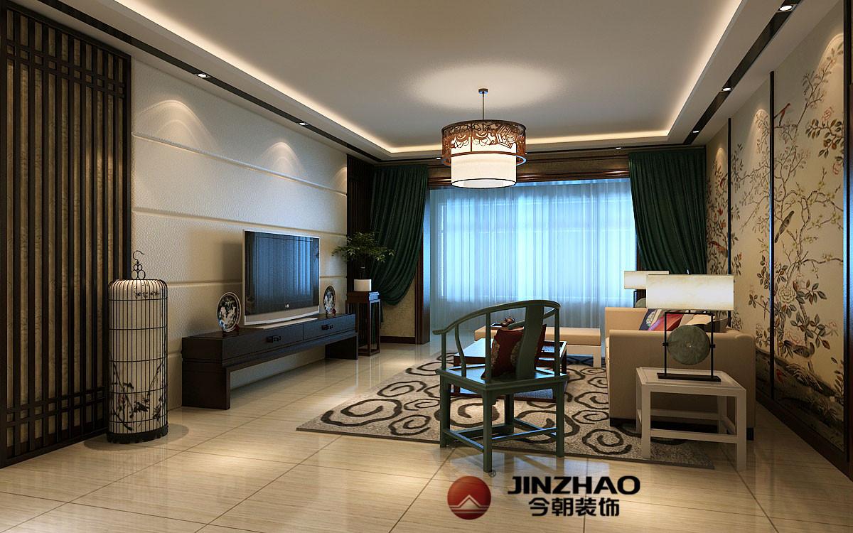 三居 简约 白领 客厅图片来自石家庄装饰家美1在空间简约而不简单   现代简约的分享