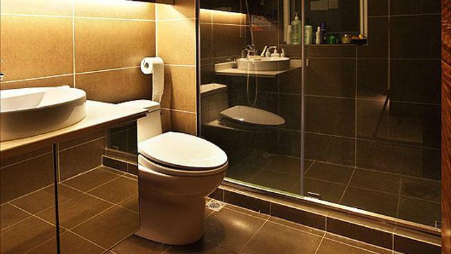 现代 新中式 二居 三居 别墅 白领 收纳 旧房改造 80后 卫生间图片来自周楠在蓝爵公馆的分享