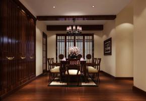 简约 现代 高度国际 时尚 白富美 三居 别墅 白领 80后 餐厅图片来自北京高度国际装饰设计在西山壹号院中式简约公寓的分享