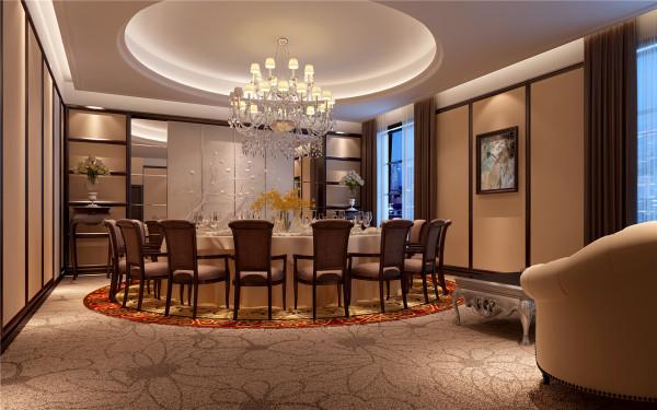 上海川妹子餐饮装修设计项目展示——上海奥邦装饰设计总监张文作品!