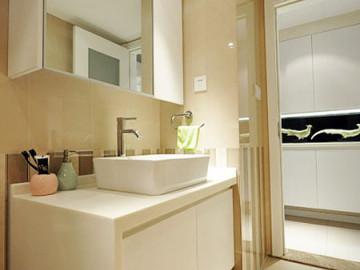 现代简约风格二居室装修设计