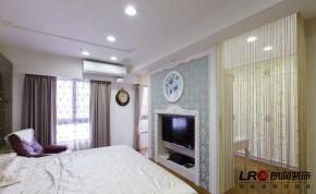 简约 现代 小清新 小资 三居 80后 收纳 卧室图片来自朗润装饰工程有限公司在小资135平小清新舒适现代三居的分享