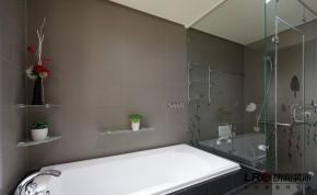 简约 现代 小清新 小资 三居 80后 收纳 卫生间图片来自朗润装饰工程有限公司在小资135平小清新舒适现代三居的分享
