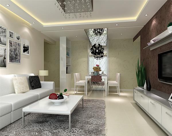 卧室的设计成了整个设计的重点,快节奏的生活让卧室成了最好的休闲港湾,高雅的贵妃椅,加上紫色的软包设计,体现出低调的奢华,主人也可以在繁忙的工作中偶尔小资一把。