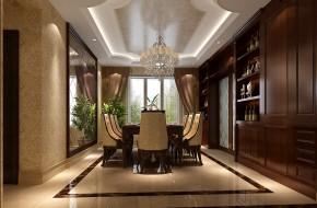 远洋东方 高度国际 时尚 白富美 三居 白领 80后 欧式 简约 餐厅图片来自北京高度国际装饰设计在远洋东方欧式三居的分享