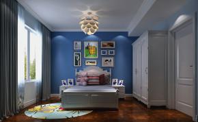 中铁花语城 高度国际 时尚 白富美 简约 欧式 三居 白领 80后 儿童房图片来自北京高度国际装饰设计在中铁花语城简约欧式公寓的分享
