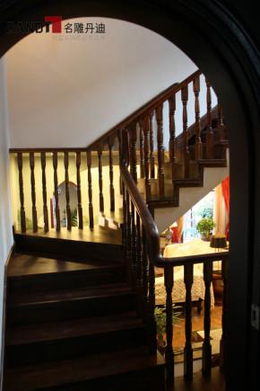 西班牙风格 别墅 高富帅 休闲别墅 别墅装饰 名雕丹迪 曦城二期 楼梯图片来自名雕丹迪在西班牙风情—曦城休闲别墅的分享