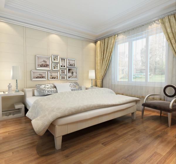 欧式风格家具的洗白处理能使家具呈现出古典美,而椅脚被简化的卷曲弧线及精美的纹饰也是优雅生活的体现。在注重装饰效果的同时,用现代的手法和材质还原古典气质