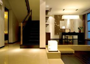 中式 二居 三居 别墅 白领 收纳 旧房改造 80后 小资 楼梯图片来自周楠在清华坊的分享