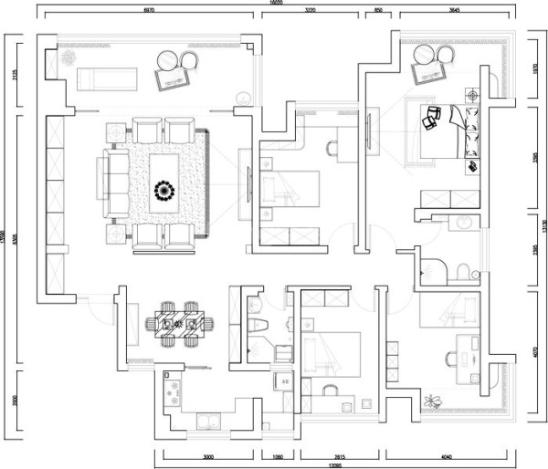 最后配上设计图,这个才是家装的灵魂。