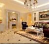 12w打造107平欧式皇家装饰设计