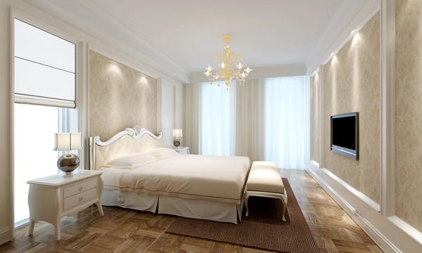 专家国际花园1810平米卧室效果图