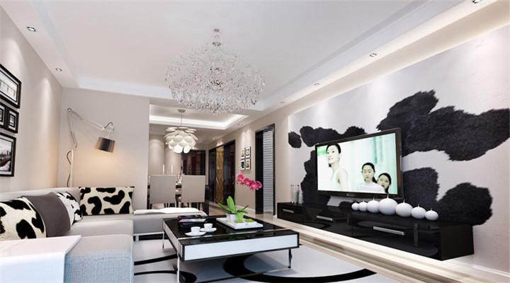 简约 北欧 二居 白领 收纳 80后 小资 装修效果图 装修设计 客厅图片来自长沙实创装饰徐在审美情趣的影响、一种挂念的推动的分享