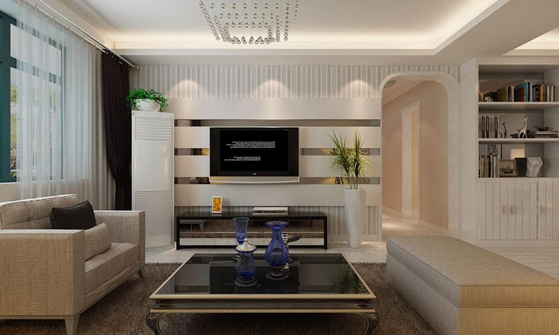简约 三居 白领 建业二号 现代简约 客厅图片来自超凡装饰季国华在富田兴龙湾装修设计的分享