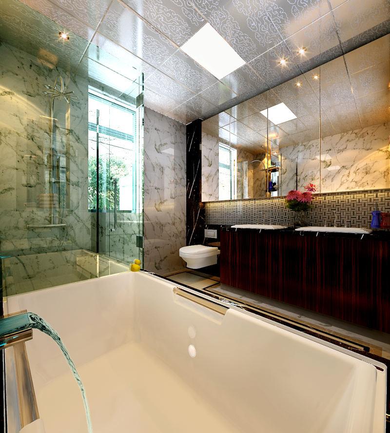合肥山水 山水装饰 卫生间图片来自shanshui在中央宫园的分享