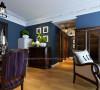 135平-三居室-美式风格