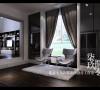 黑、白、灰简约别墅设计七九八零