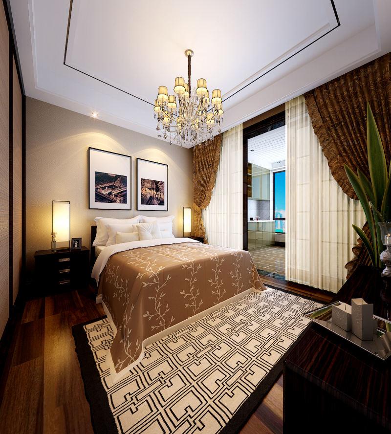 合肥山水 山水装饰 卧室图片来自shanshui在中央宫园的分享