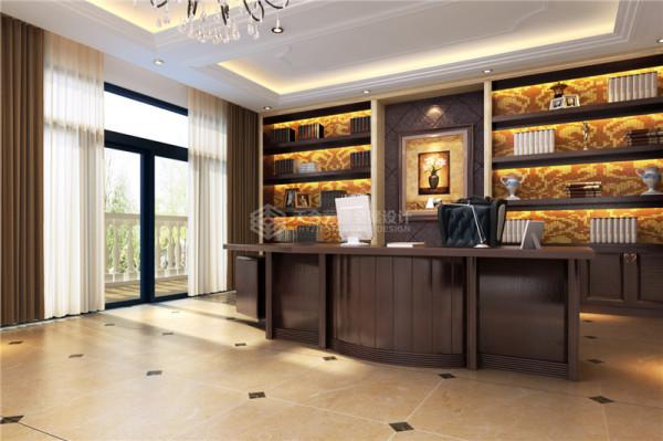 总经理室,利用板块与光影,进行重新塑造,把时尚精品与功能相结合。在会议室采用圆会议桌,使客人可以更亲近的,面对面的进行交流,采用了的磨砂玻璃、木线条以及墙布等材料,这些都使空间较显大方、稳重。