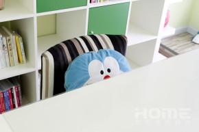 二居 现代 宜家 书房图片来自四川欢乐佳园装饰在维港的宜家小清新的分享