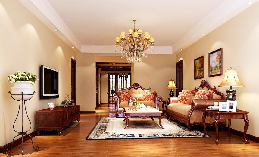 简约 中式 高度国际 时尚 白富美 公寓 白领 80后 西山壹号院 客厅图片来自北京高度国际装饰设计在西山壹号院200平简约中式平层的分享