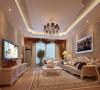 91平典雅浪漫的法式家居风格