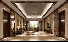 混搭 中式 欧式 公寓 西山壹号院 高度国际 白领 80后 白富美 客厅图片来自北京高度国际装饰设计在西山壹号院中西混搭平层的分享