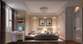 简约 二居 白领 80后 现代 白富美 高度国际 中铁花语城 时尚 卧室图片来自北京高度国际装饰设计在中铁花语城90平现代两居的分享