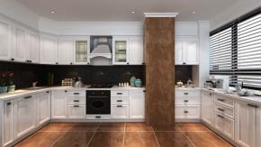 新古典 二居 三居 别墅 白领 收纳 旧房改造 80后 小资 厨房图片来自周楠在北辰上院新古典的分享
