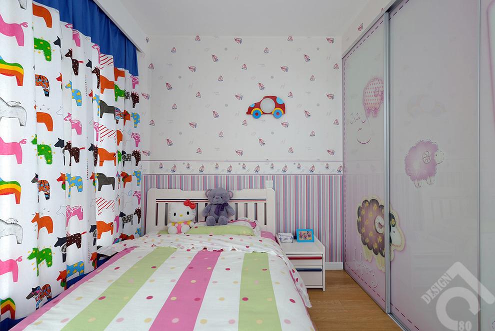 地中海 二居 三居 白领 别墅 收纳 旧房改造 80后 小资 儿童房图片来自周楠在蓝调——来自海岛的美丽心情的分享
