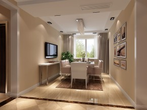 简约 港式 高度国际 时尚 白富美 三居 白领 80后 冠城名敦道 餐厅图片来自北京高度国际装饰设计在冠城名敦道三居港式公寓的分享