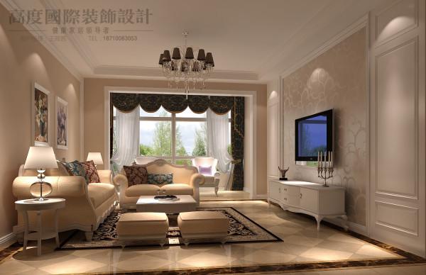 简欧风格是欧式装修风格的一种,多以象牙白为主色调,以浅色为主深色为辅。