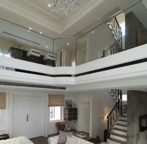 新古典 别墅 小资 楼梯图片来自北京今朝装饰刘在中海尚湖世家(叠拼)的分享