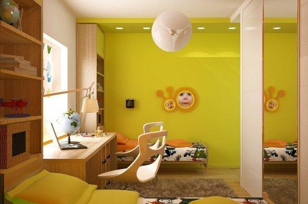 旧房改造 儿童房装修 80后 儿童房图片来自今朝装饰老房装修通王在儿童房装修精选案例的分享
