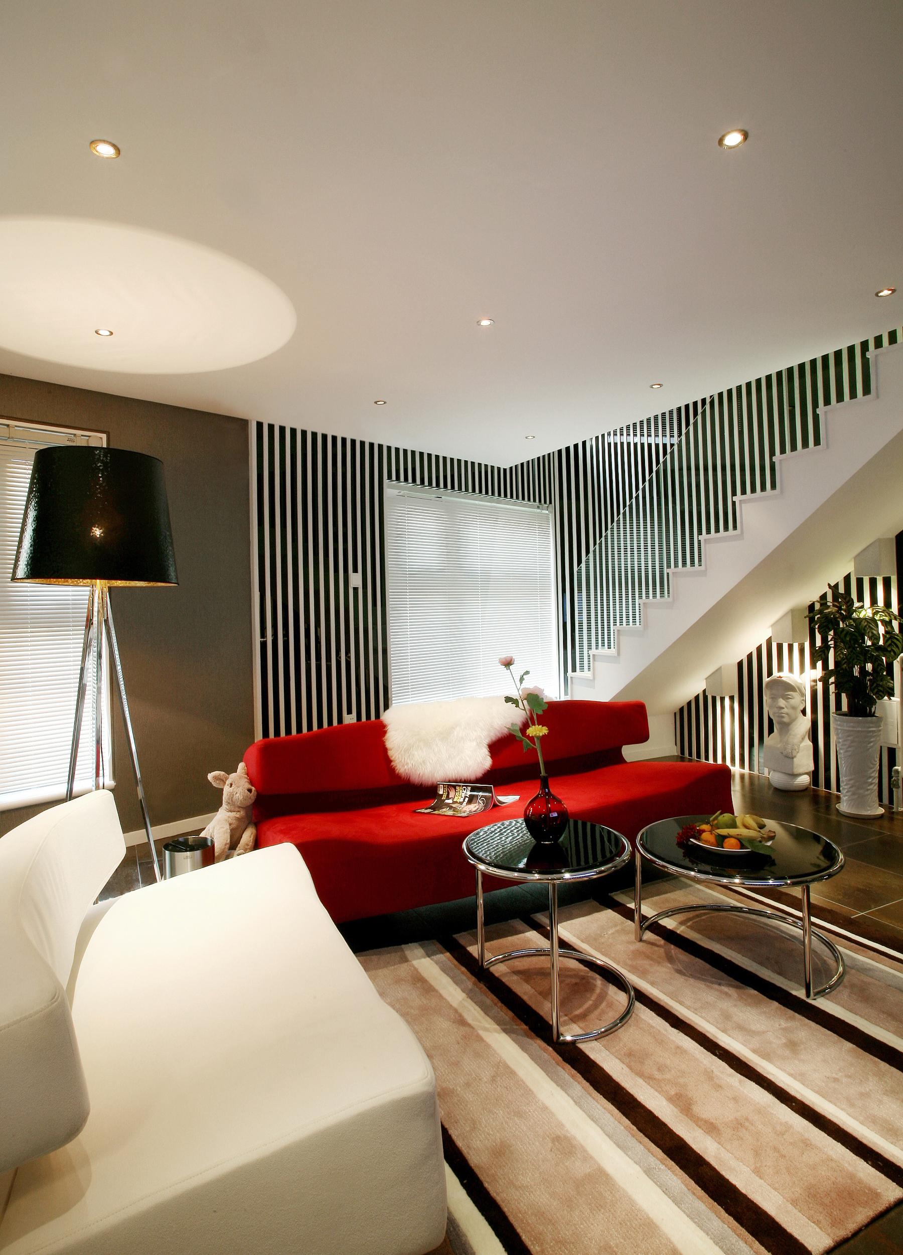 二居 简约 白领 80后 小资 客厅图片来自孙进进在单身复式小公寓精品质生活的分享