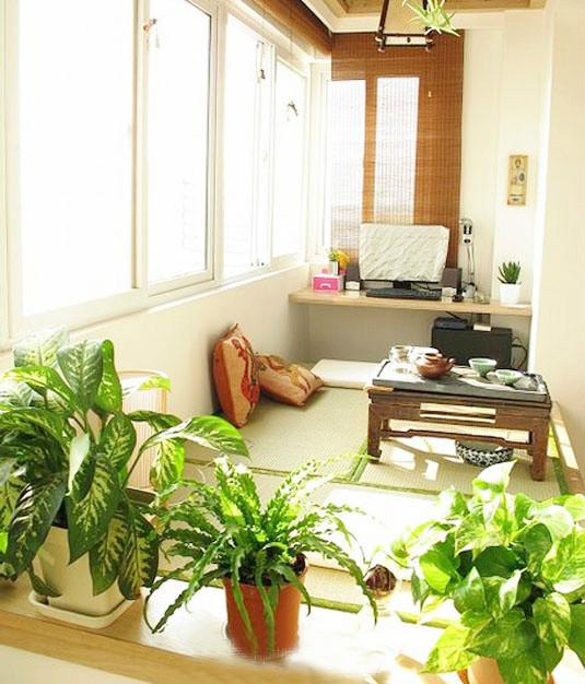 小资 阳台图片来自生活家装饰在精美阳台的分享