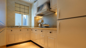 新古典 二居 三居 别墅 白领 收纳 旧房改造 80后 小资 厨房图片来自周楠在长阳国际城的分享